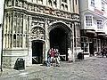 Canterbury Entrance